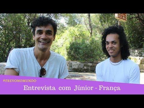 Entrevista com o professor Júnior - França