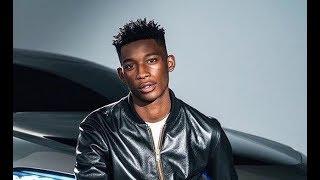 Wretch 32 calls out 'mental' knife crime after model Harry Uzoka dies aged 25