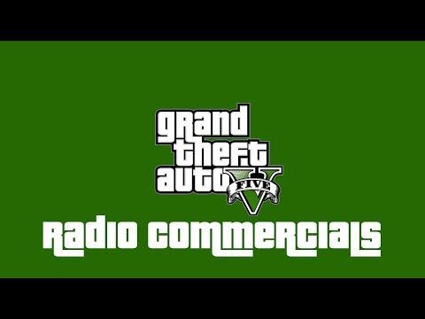 96 GTA V Radio Commercials