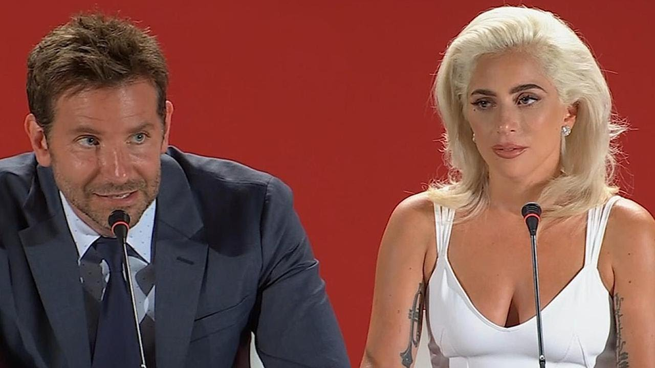 How Bradley Cooper Convinced Lady Gaga To Go Makeup Free In A Star Is Born Youtube