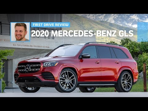 2020 Mercedes-Benz GLS: First Drive Review