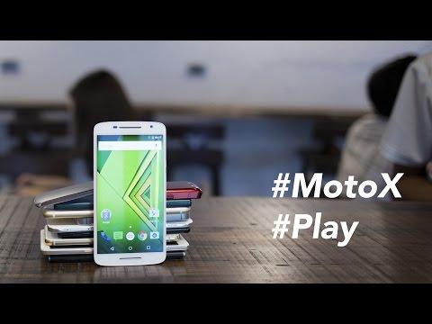 Trên tay Moto X Play chính hãng