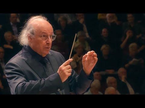Eliahu Inbal | Dmitrij Schostakowitsch: Sinfonie Nr. 11 g-Moll | SWR Symphonieorchester