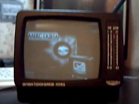 Телевизор Электроника 409Д.