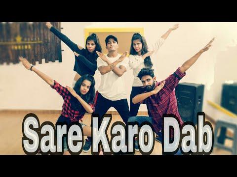 Sare Karo Dab | Zero To Infinity | Raftaar | Sonu Kakkar| Muhfaad | Choreography by Ajay | 2018