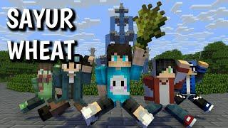 ♪ Sayur Wheat Nevin Gaming   Lagu Minecraft Animas
