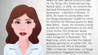 Rana Daggubati - Wiki Videos