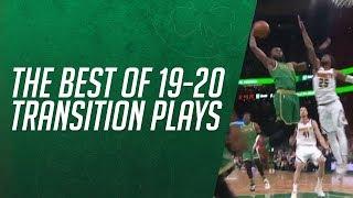 Best of 2019-20: Boston Celtics transition plays