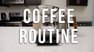 Coffee Routine | Morning Goals