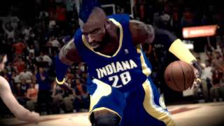 NBA 2K12 PC My Player - [15th game] Short Intro
