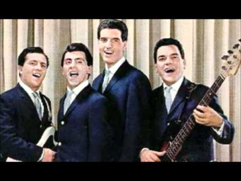 FRANKIE VALLI & THE FOUR SEASONS(THE WONDER WHO) DON'T THINK TWICE IT'S ALRIGHT