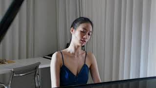 ed sheeran perfect piano cover by annie jeng