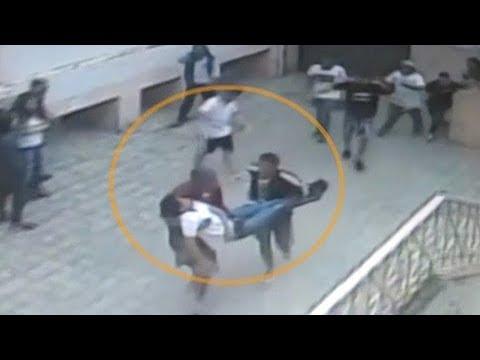 Aluno é preso por tentativa de homicídio após agredir colega dentro de escola em Belo Horizonte
