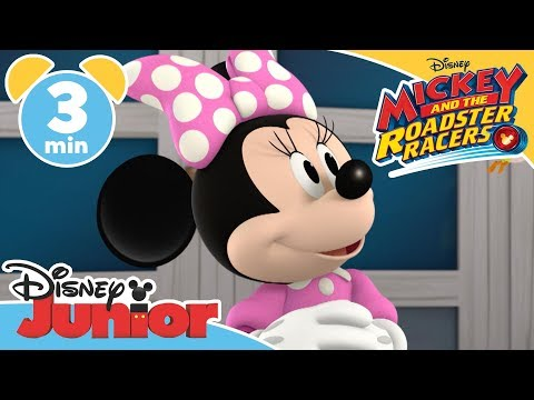 Mickey and the Roadster Racers  Basitting Buddy  Magical Moment  Disney Junior UK
