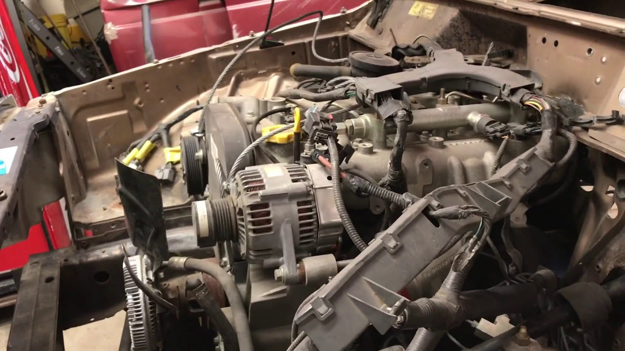 hight resolution of project crd mj engine bay wiring harness modifications