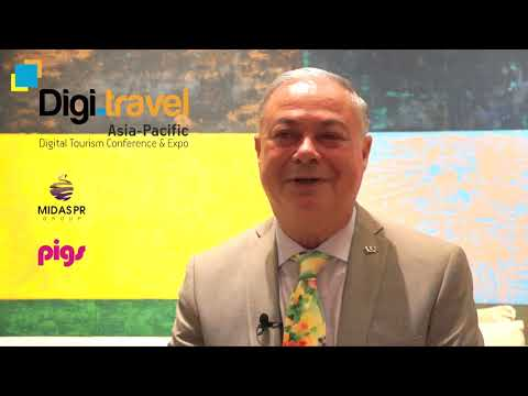 3rd Digi.travel Asia-Pacific Conference & Expo - 20 June 2018 - Eric Hallin #1