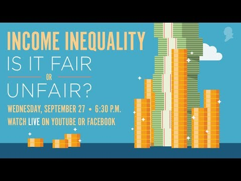 Income Inequality: Is It Fair or Unfair?