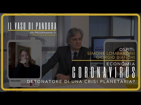 Economia. Coronavirus detonatore di una crisi planetaria?