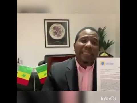 """Coup de gueule de Bougane Guéye """"Macky bi nguay djeunde avion 60 milliards menone ngua ..."""""""