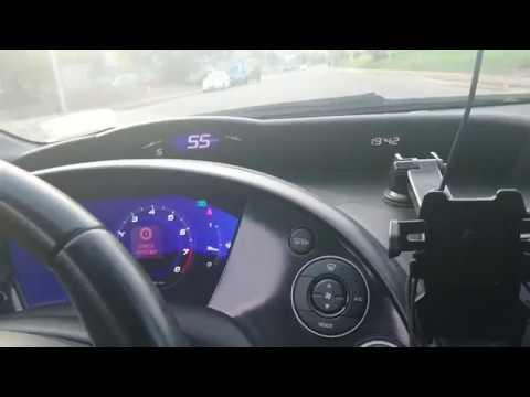 Обучение робота на Хонда Цивик 5Д