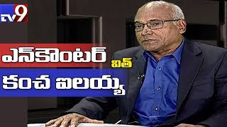 Murali Krishna Encounter with Kancha Ilaiah - TV9