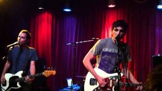 The Pains of Being Pure at Heart - Heart in Your Heartbreak (Off Broadway, St Louis MO 08/05/2011)