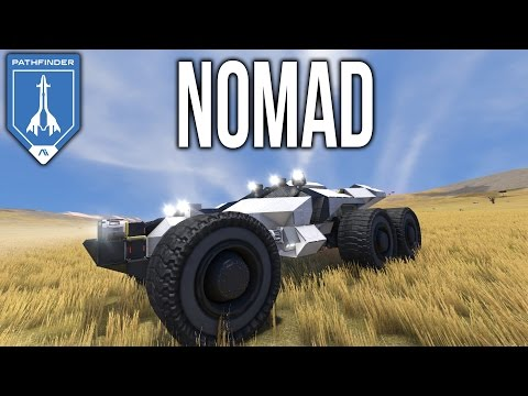 Space Engineers - The NOMAD (Mass Effect ANDROMEDA)