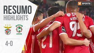 Highlights   Resumo: Benfica 4-0 Marítimo (Liga 19/20 #12)