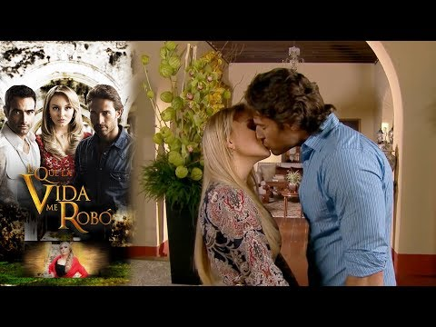 Montserrat y Alejandro se reconcilian | Lo que la vida me robó - Televisa