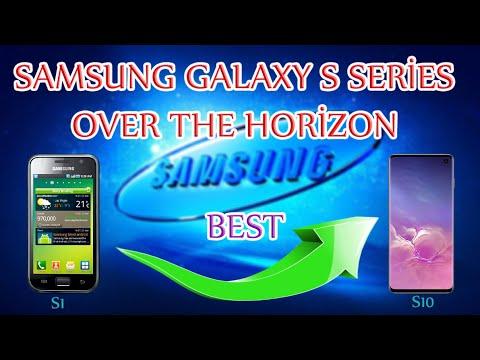 Samsung Tune And Ringtones Over The Horizon Galaxy S - Series ( S1-S10 ) Evolution
