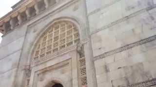 Hotel Taj Mahal y Puerta de la India, Mumbai (India)