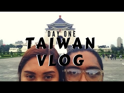 Taiwan Vlog Day One | Pinay Travel | Tagalog | Anatomy of the Awesome by Quez