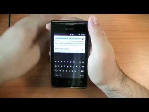 Sony Xperia E - Pour le prix, rien de choquant !