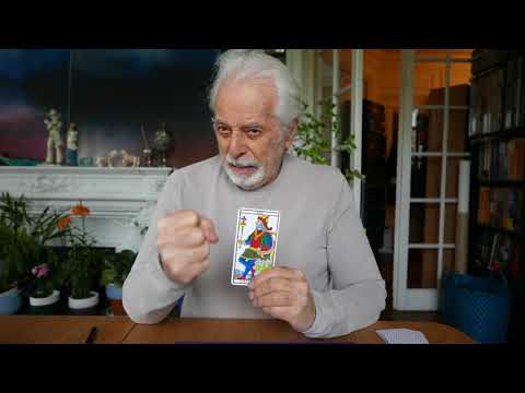 What is my purpose? Tarot reading by Alejandro Jodorowsky for Nathan
