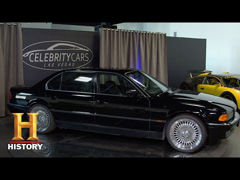 Pawn Stars: The BMW That Tupac Was Shot In (Season 15) | History