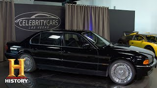 pawn stars the bmw that tupac was shot in season 15 history