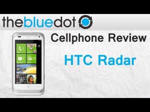 Best Windows Phone: HTC Radar Review