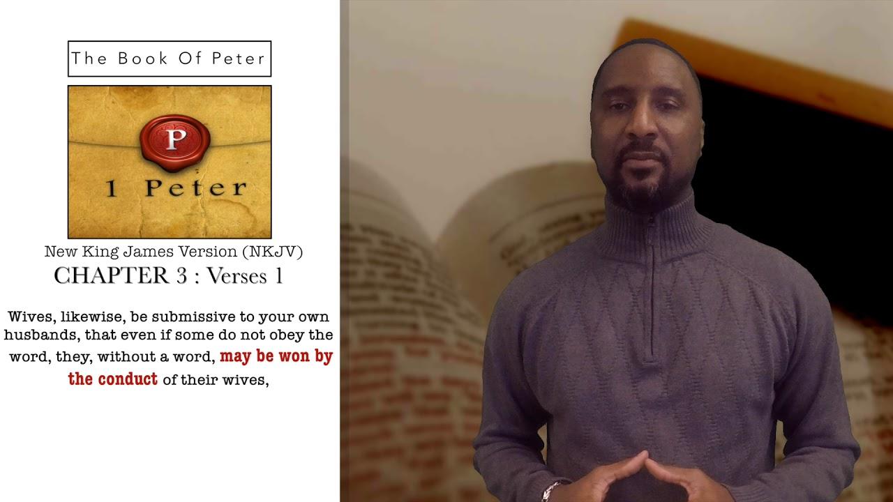 Bible Study: Book of 1 Peter - Part 5