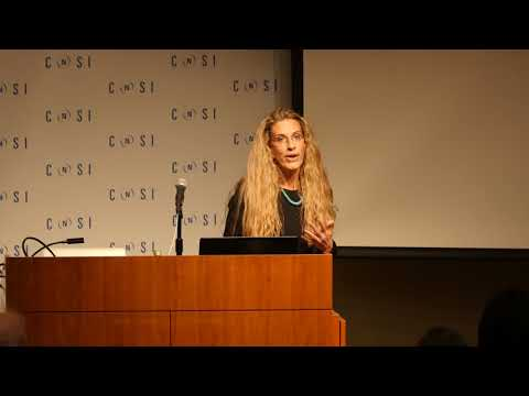 2017 Seaborg Symposium - Professor Anne Moscona