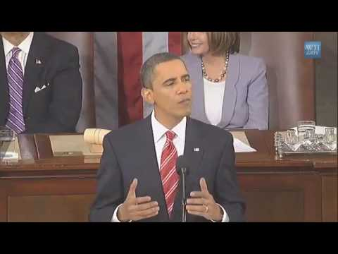 State of the Union: Building Infrastructure and Creating Jobs at Home
