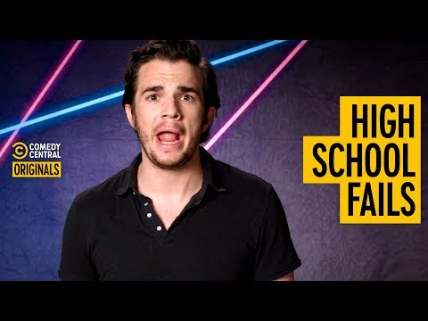 Lying to Your Crush About a Heart Condition – High School Fails (feat. BriTANick's Nick Kocher)