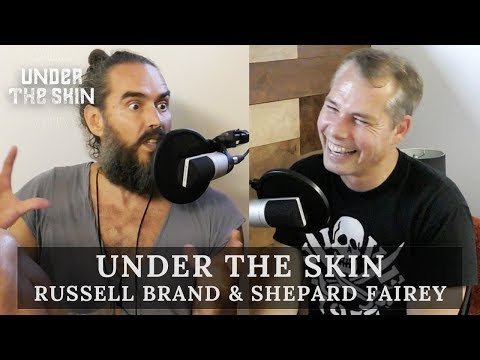 Connect! with Shepard Fairey & Russell Brand