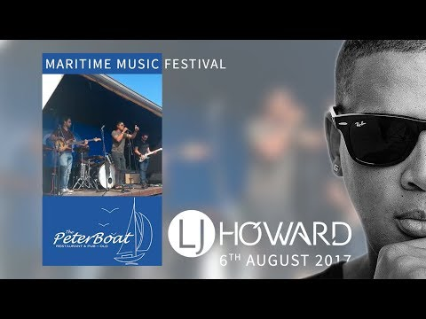 Too Late (Live) - LJ Howard @ Maritime Music Festival 2017