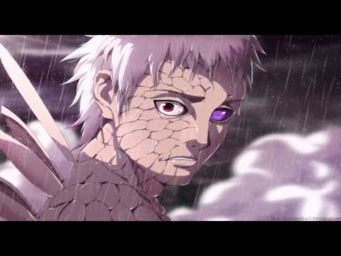 Naruto Shippuden Sad Music with Raining [Juubito] HD !