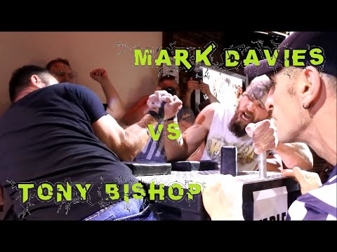 2016 Wisconsin States | SuperMatch | Mark Davies vs Tony Bishop