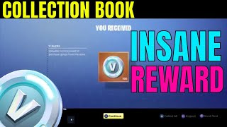 Fortnite - 500 V BUCK REWARD | COLLECTION BOOK | #5 | SAVE THE WORLD
