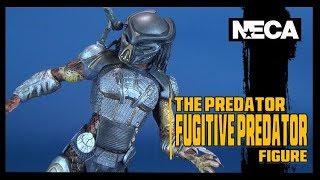 NECA The Predator Fugitive Predator | Video Review