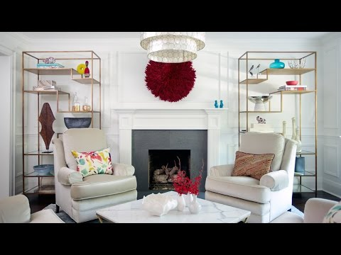 Interior Design – Tour A Gorgeous Home With Global Style
