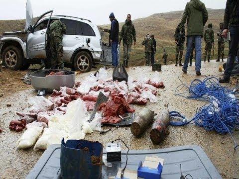 أخبار الآن - الجيش اللبناني يضبط سيارة مفخخة مصدرها منطقة القلمون السورية