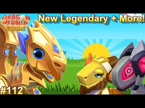 New Legendary Guardian Dragon! (Tonnes of Map Battles Too!) - Dragon Mania Legends #112